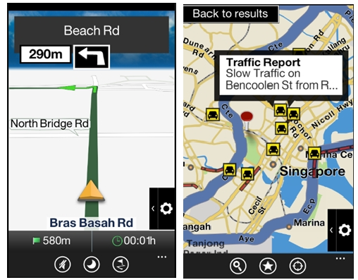 TelMap to offer GPS navigation app for Windows Phone 7 - mobiputing