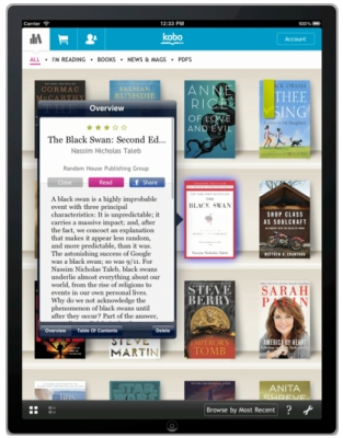 ebook app for ipad