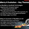 BlackBerry OS 6.1 details show up in leaked product roadmap