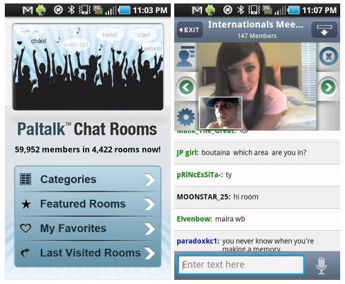 Pal chat