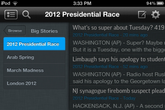 AP News for iOS