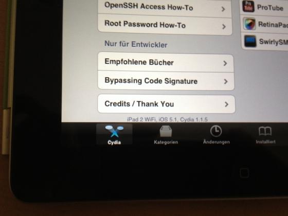 iOS 5.1 jailbreak