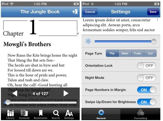 Bluefire Reader 1.7