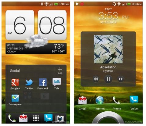 HTC Sense 4