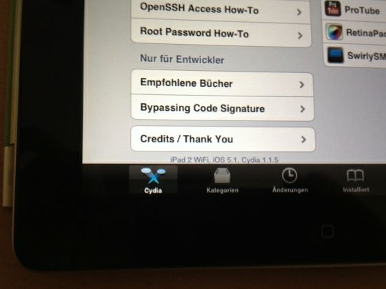 ipad 3 jailbreak
