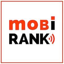 mobiRANK.pl logo pionowe