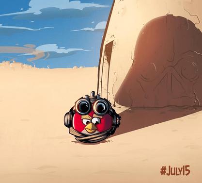 Rovio zapowiada nową grę Angry Birds Star Wars