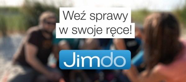 Jimdo – mobilne narzędzie do tworzenia i zarządzania stronami WWW