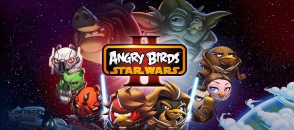 Angry Birds Star Wars II – druga część trylogii od Rovio