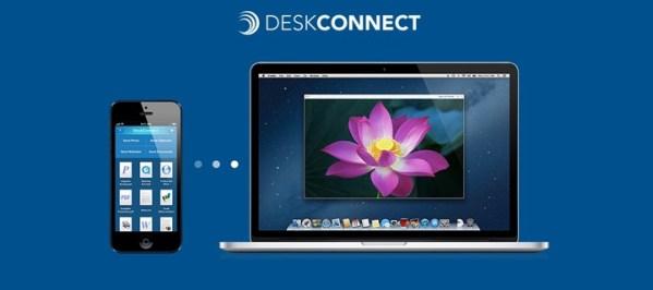 DeskConnect – łatwe udostępnianie plików pomiędzy urządzeniami