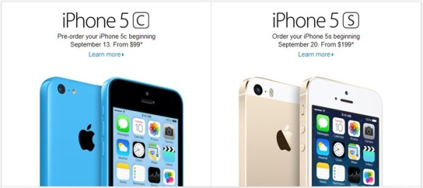 """Relacja z konferencji Apple'a: """"Tak wygląda postęp"""" (iPhone 5S) i """"Żyj kolorowiej"""" (iPhone 5C)"""