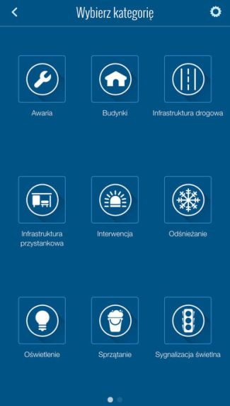 Aplikacja Mamy sposób na Wrocław (screen)