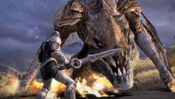 Wideozapowiedź gry Infinity Blade III