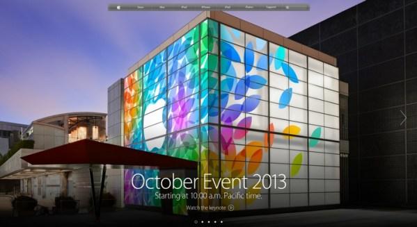 Konferencja Apple'a na żywo o 19.00