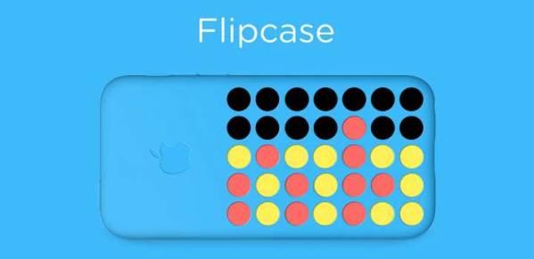 Flipcase – etui do iPhone'a 5c staje się częścią gry