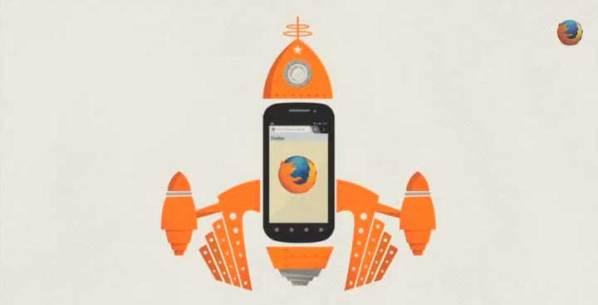 Firefox 25 z WebAudio na Androida już jest!