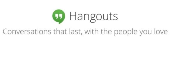 Hangouts z SMS-ami i lepszymi rozmowami wideo