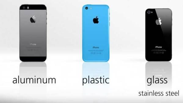 iPhone 5s vs. iPhone 5c vs. iPhone 4s – porównanie iPhone'ów