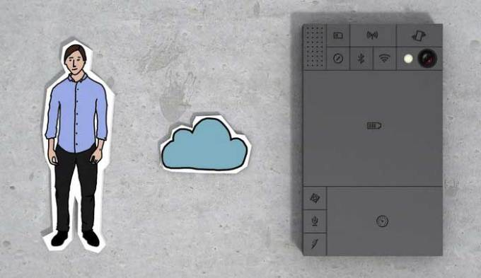 Phonebloks cloud