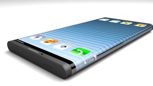 iPhone 6 Air koncepcja