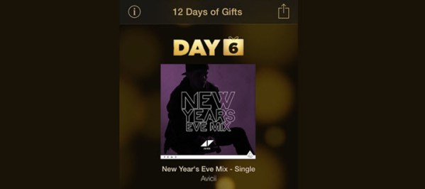 New Year's Eve Mix – sylwestrowy singiel od Avicii w iTunes