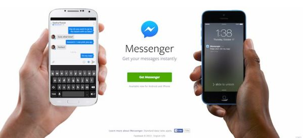 Facebook Messenger 3.1 z szybkim dostępem do Timeline'a