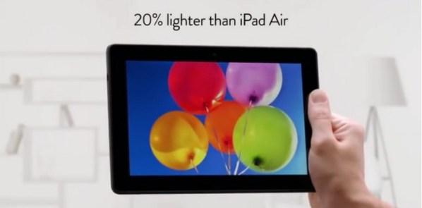 Amazon uderza w iPada Air