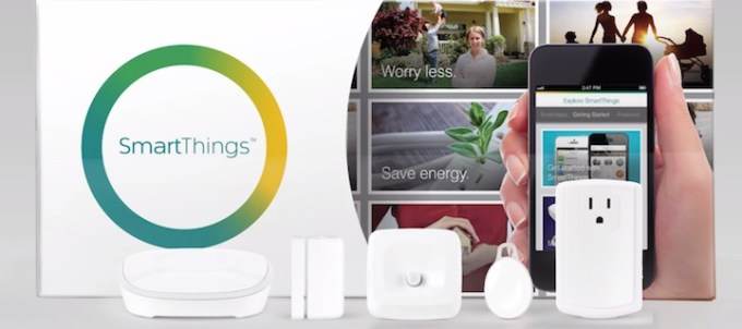 SmartThings - inteligentny dom