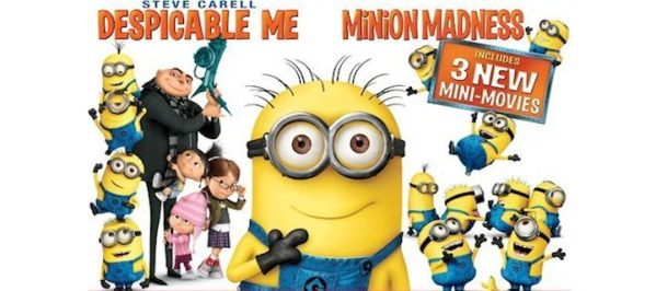 Despicable Me: Minion Madness – w 12 Days of Gifts