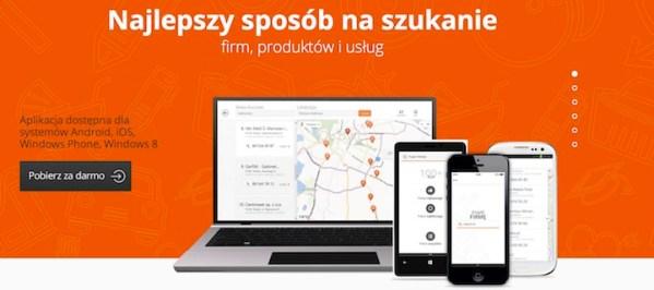Firmy.net – baza 1,3 miliona firm w telefonie