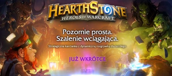 Hearthstone: Heroes of Warcraft  będzie także na mobile'a