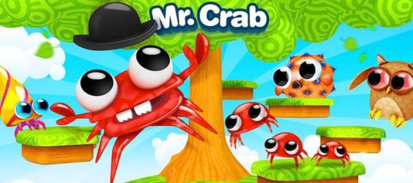 Dzień 11. prezentów od Apple'a: gra Mr. Crab
