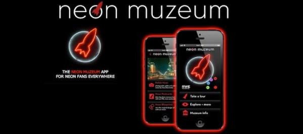 Neon Muzeum – aplikacja Muzeum Neonów