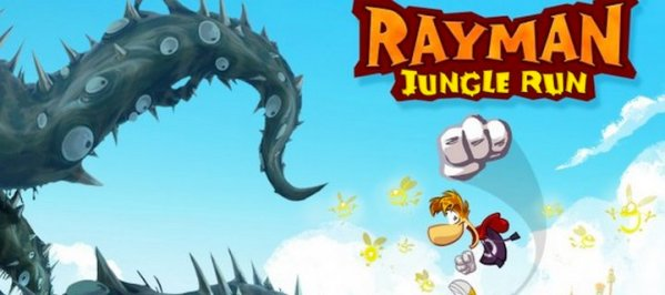 Rayman Jungle Run za darmo na iOS-a