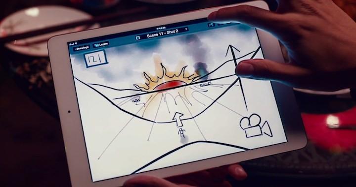 Reklama iPada Air
