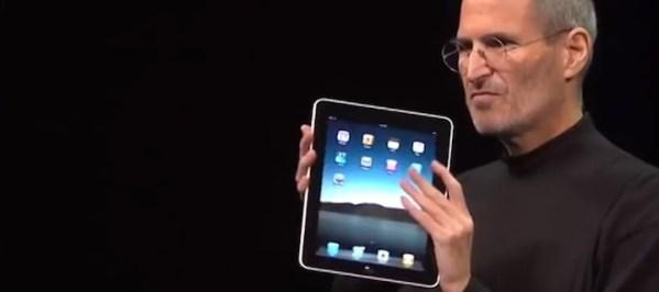 iPad ma 4 lata