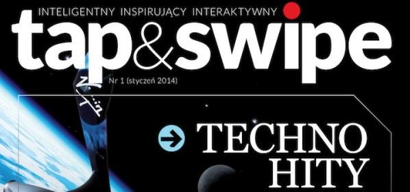 Tap&Swipe – darmowy magazyn technolifestyle'owy na tablety