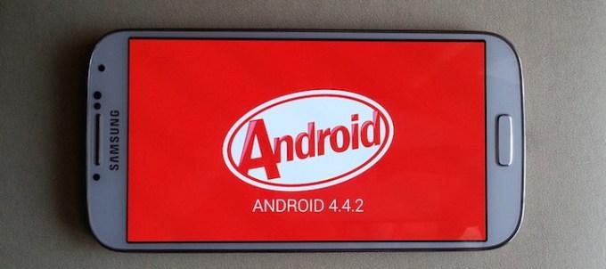Samsung Kit Kat 4.4