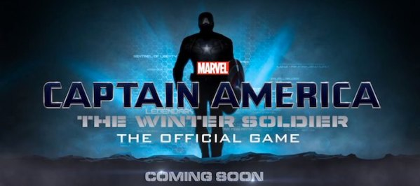 Captain America: The Winter Soldier – zwiastun gry
