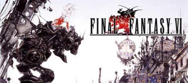 Final Fantasy VI dostępny w App Storze