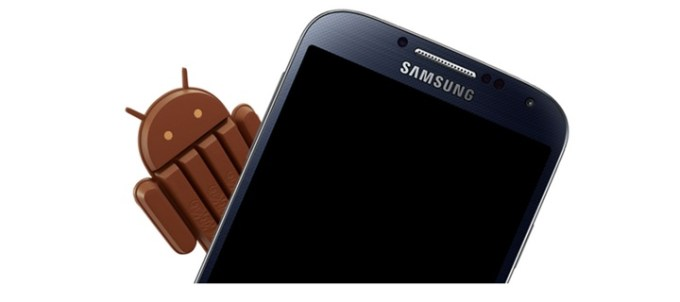 Samsung - aktualizacja do Kit Kat 4.4
