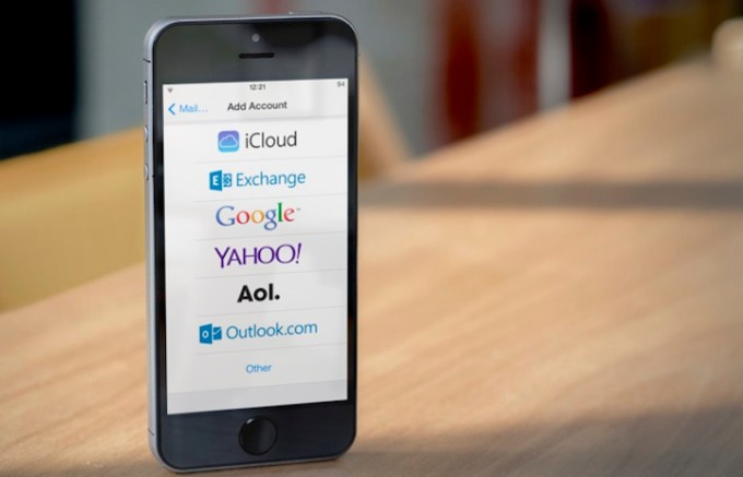 Programy pocztowe na iPhone'a