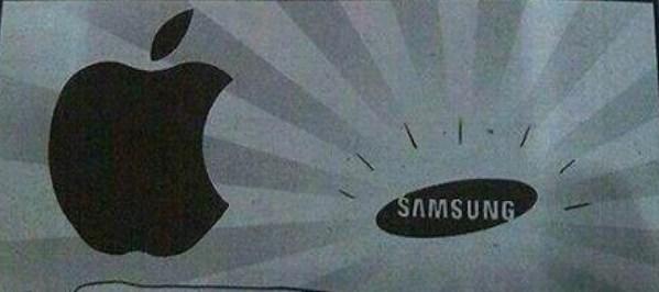 Prawdziwe pochodzenie logo Samsunga [taki żarcik]