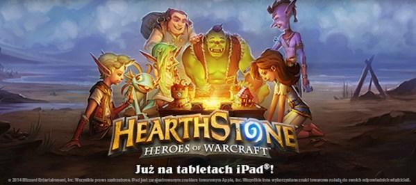 Hearthstone – wersja na tablety iPad już dostępna na całym świecie!