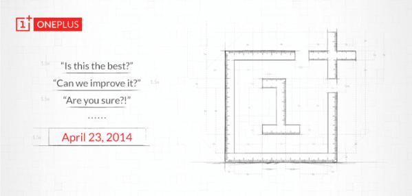 OnePlus One już 23 kwietnia