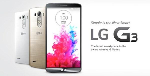 LG G3 – nowy smartfon od LG