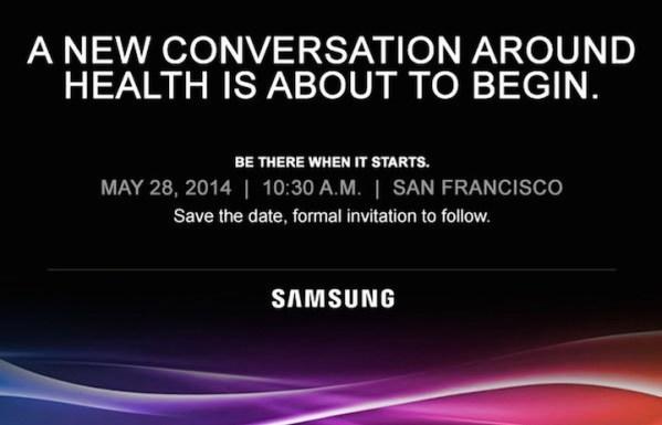 Samsung o zdrowiu przed Healthbookiem Apple'a