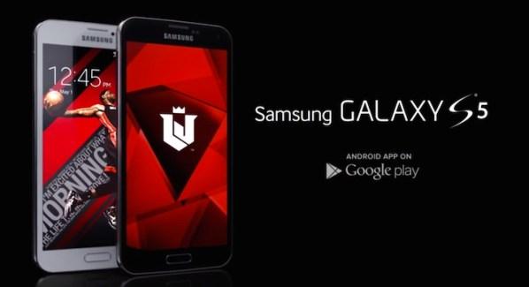Nowe reklamy Samsunga Galaxy S5