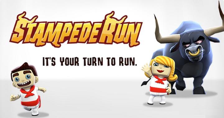 Stampede Run HD