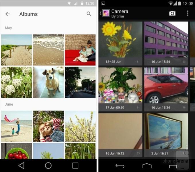 Nowa galeria zdjęć i albumy na Androidzie